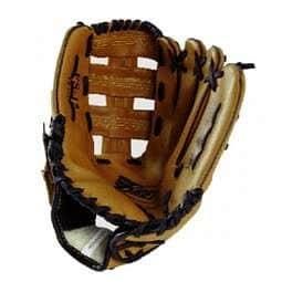 Baseball rukavice SPARTAN kůže - senior