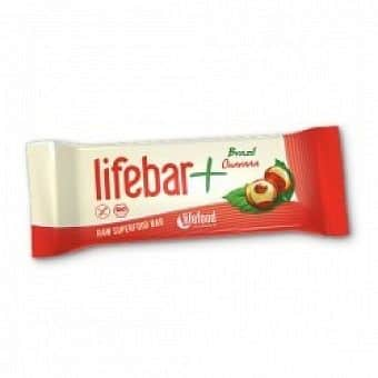 Lifebar Plus -Brazil  Guarana BIO 47g