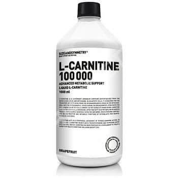 Sizeandsymmetry L-Carnitine 100000 1000 ml Grep 1000ml