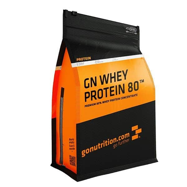 GoNutrition Whey Protein 80 1000g banán