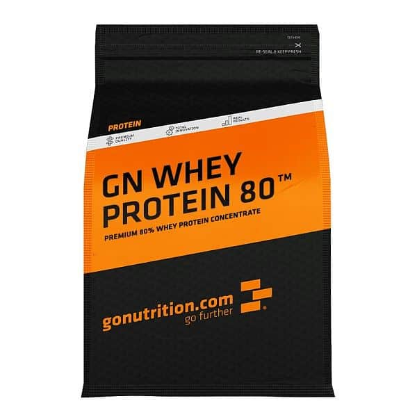 GoNutrition Whey Protein 80 1000g