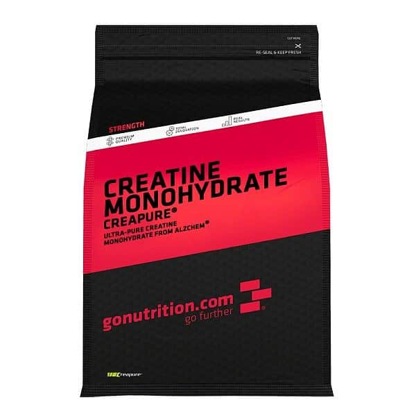 GoNutrition Creapure Creatine 500g